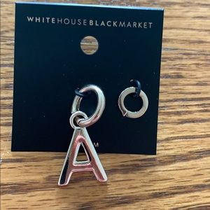 White House Black Market A charm